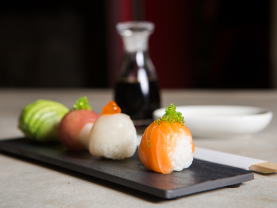 Tastes of the Capital: SushiSan