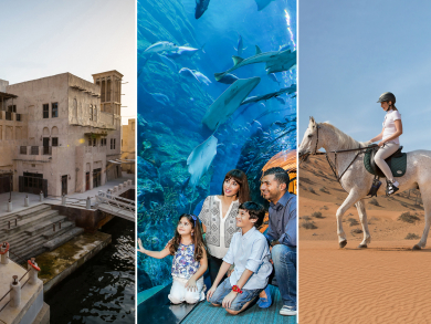 Top family-friendly staycations in the UAE