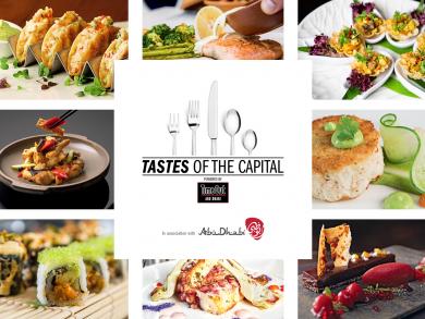 Abu Dhabi – get ready to taste the capital