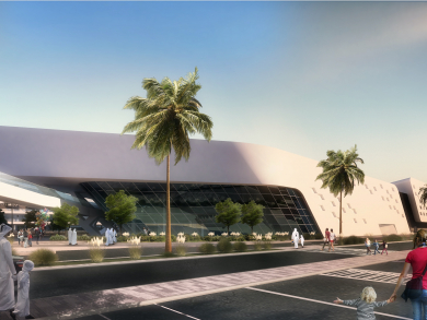 Amazing Al Qana National Aquarium to open in Abu Dhabi next year