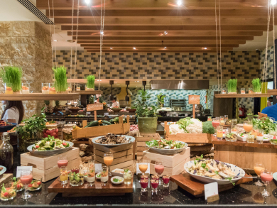 Buy one, get one free on Abu Dhabi's Bubbalicious brunch