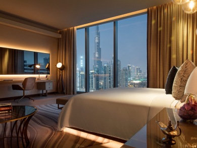 New brunch and staycation deal at top Dubai hotel