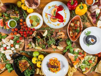 Brunch review: The Filini Supper Club at Filini Garden