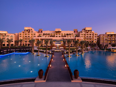 Get up to Dhs1,000 in credit when you stay at Saadiyat Rotana Resort & Villas