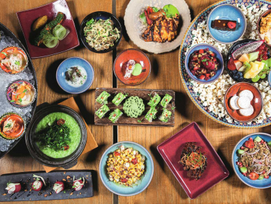 The award-winning restaurants part of Tastes of the Capital powered by Time Out Abu Dhabi