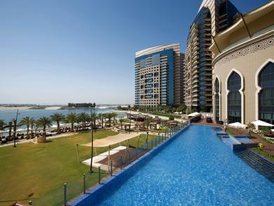 Abu Dhabi's Bab Al Qasr hotel is offering an amazing Eid al-Adha staycation