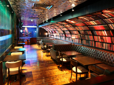 Wear your team's rugby jersey and get a free drink at McGettigan's Abu Dhabi