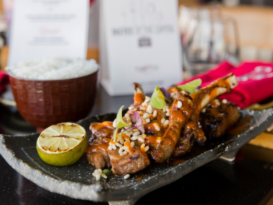 Tastes of the Capital: Tokyo Grill