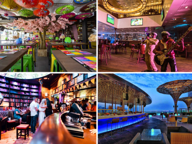 The essential guide to Tuesday ladies' nights in Abu Dhabi
