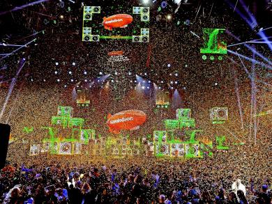 Huge Nickelodeon family show coming to Abu Dhabi