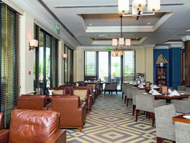 The golf club bars in Abu Dhabi where you can watch football