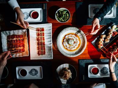 Six great things to eat this week in Abu Dhabi