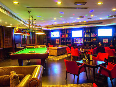 The Championship Lounge
