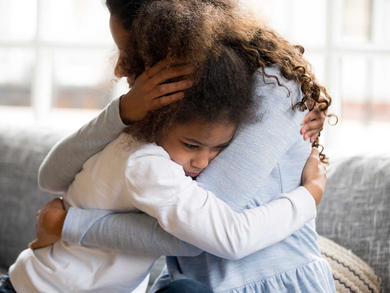 How to support an anxious child in the UAE