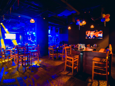 Abu Dhabi bar Groovz is holding a weekly industry night with 50 percent off