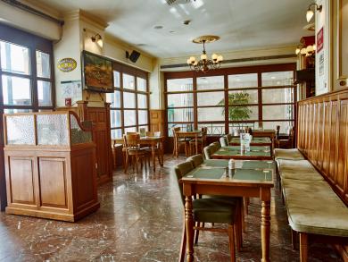 Belgian Café Abu Dhabi