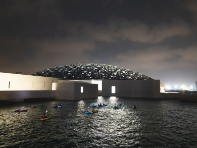 Eight things to do in Abu Dhabi this weekend