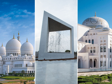 Eight great cultural attractions to see if you're new to Abu Dhabi