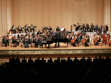 NSO Symphony Orchestra is putting on two Autumn Concerts in Abu Dhabi