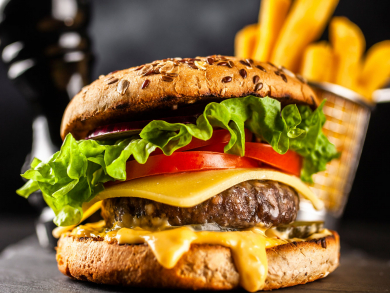 These delicious burgers are only available in Abu Dhabi for one week