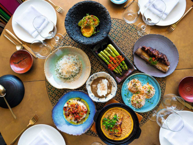 Review: Friday brunch at COYA Abu Dhabi