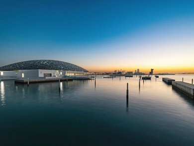 Why you should go and explore Louvre Abu Dhabi