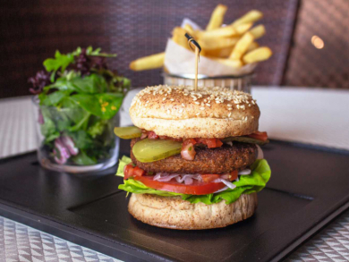 Four delicious veggie burgers to try in Abu Dhabi this weekend
