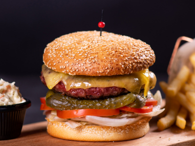 It's your last chance to try all the Knockout Burgers on Yas Island