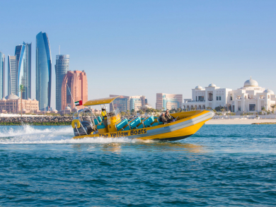 Two new boat tours have launched in Abu Dhabi