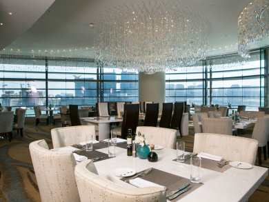 Aqua has introduced a night perfect for vegans in Abu Dhabi