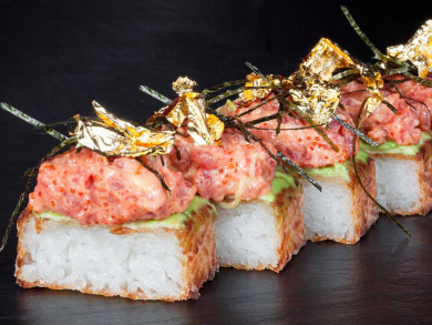 This top Abu Dhabi Japanese restaurant has a great new tasting menu