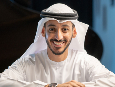 One of the UAE's top musicians is performing in Abu Dhabi
