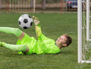 Become a top goalie with Just4Keepers