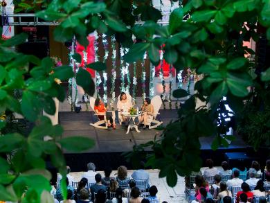 Everything you need to know about Abu Dhabi's first Hay Festival