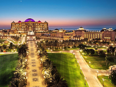 Abu Dhabi hotels receive new safety certificate