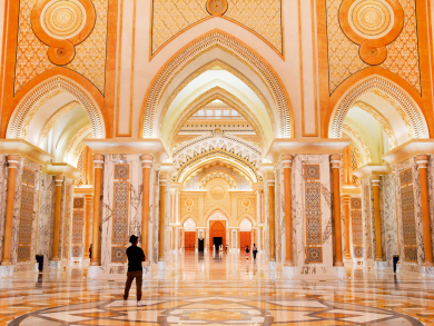 The ultimate list of things to do in Abu Dhabi with visitors