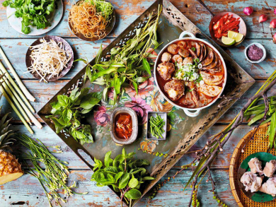 Things to do in Abu Dhabi this weekend: Try a pop-up Vietnamese restaurant