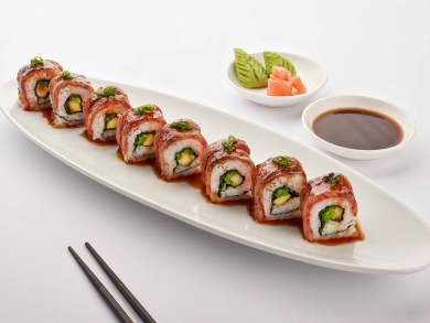 Eat 2kg of sushi in 15 minutes and you could win Dhs2,000