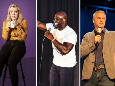The Laughter Factory is back in Abu Dhabi and Dubai in October