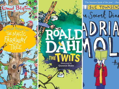The best books for kids ever