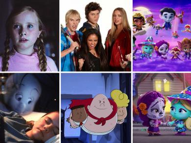 Halloween in Abu Dhabi: The best spooky kid-friendly things to watch on Netflix
