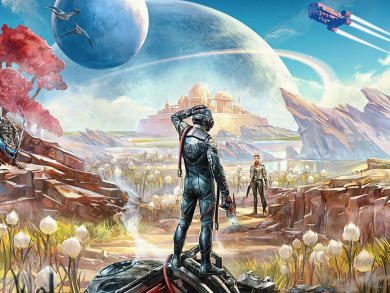 Preview: The Outer Worlds