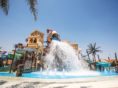 Get half price tickets to Abu Dhabi's Yas Waterworld until January 12
