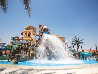 Get half price tickets to Abu Dhabi's Yas Waterworld until January 12