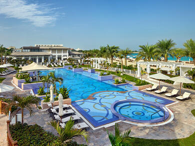The St. Regis Abu Dhabi launches day pass for Riviera Beach Club