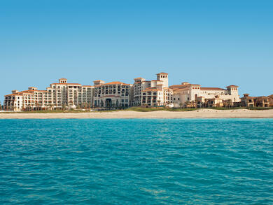 These Abu Dhabi hotels have reopened their beaches