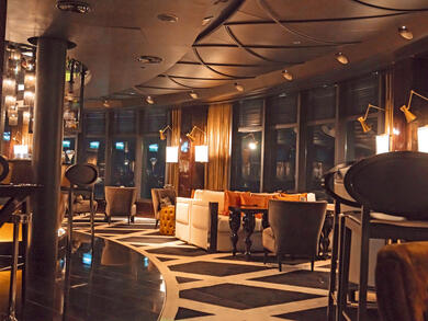Stratos Revolving Lounge and Bar