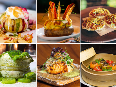 Time Out Abu Dhabi's 2019 Restaurant Awards nominees revealed