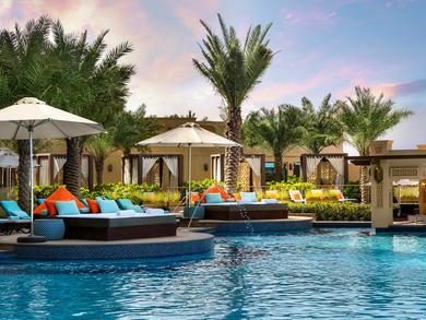 The best beach hotels in Abu Dhabi