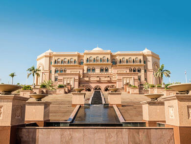 Abu Dhabi's Emirates Palace launches food delivery service